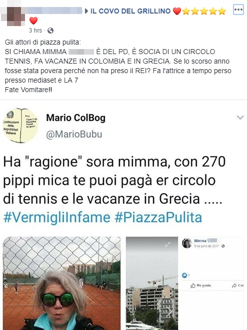 paragone complotto mimma pd calenda - 3