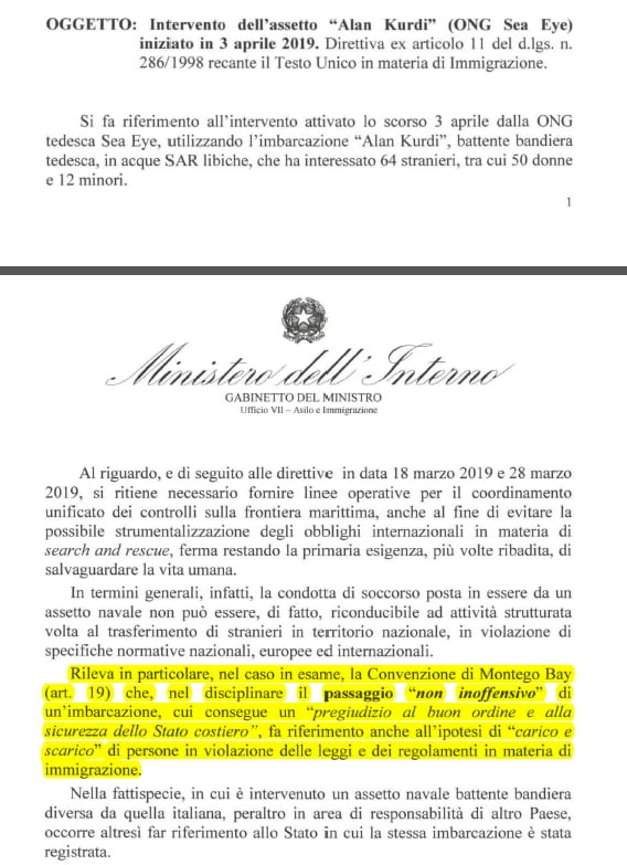 salvini alan kurdi sea eye ong inchiesta - 3