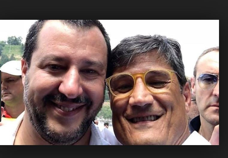 vincenzo catapano matteo salvini