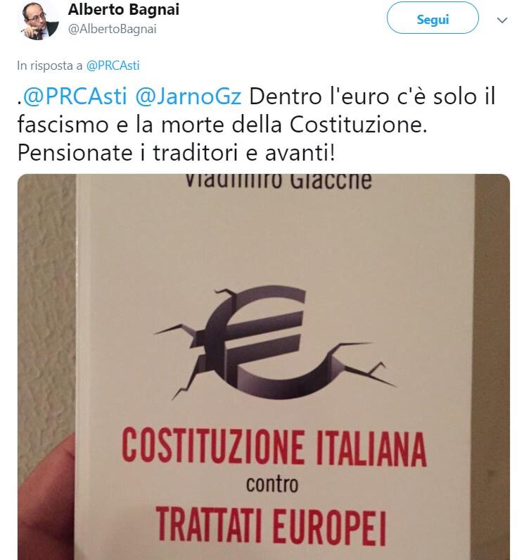 bagnai ministro affari europei - 2