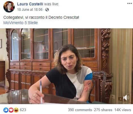laura castelli ires partite iva - 3