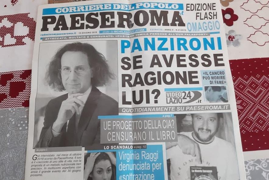 panzironi life 120 eur - 3
