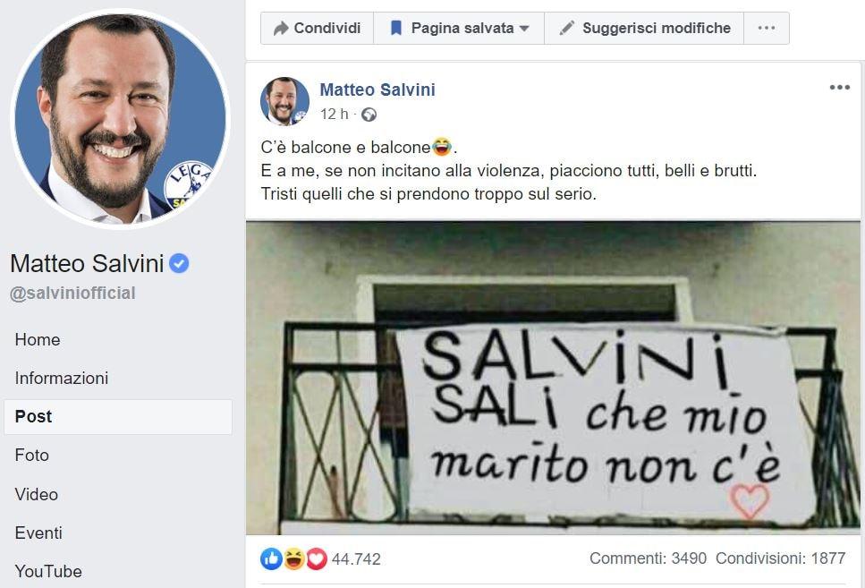 Roma, Salvini lancia offensiva: pronti a un programma alternativo
