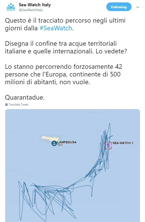 sea watch 3 olanda salvini carola rackete - 2