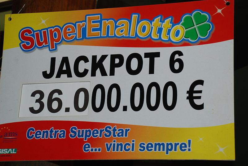 superenalotto gara sisal lottomatica - 1