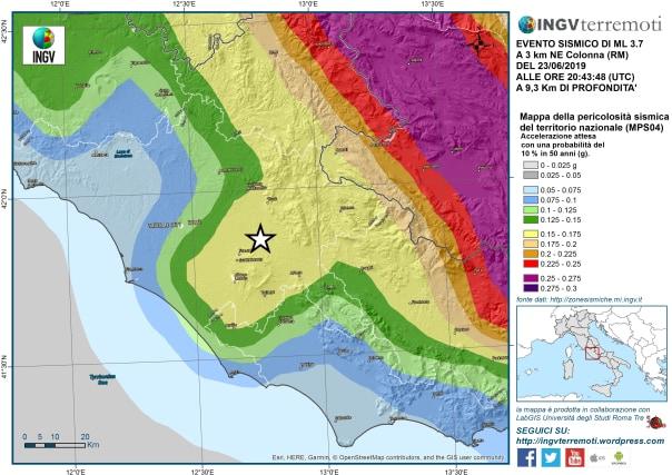 zone sismiche roma terremoto - 3