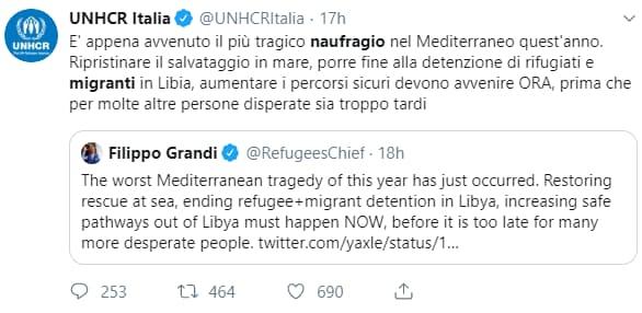 150 migranti morti naufragio - 10