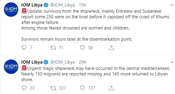 150 migranti morti naufragio - 16