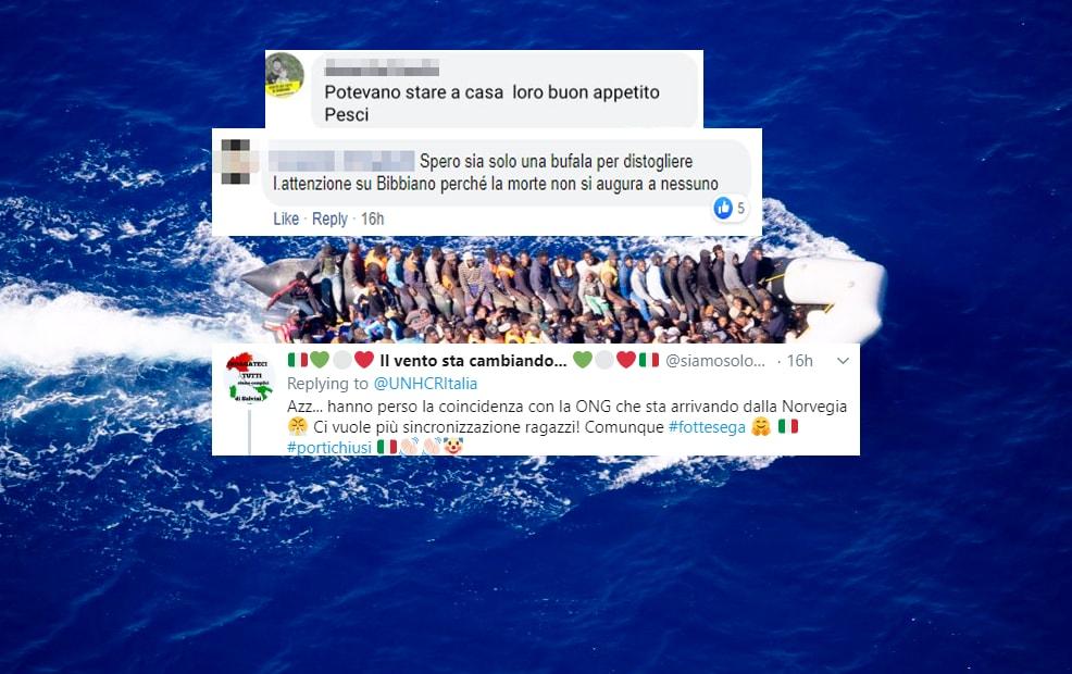 150 migranti morti naufragio - 17