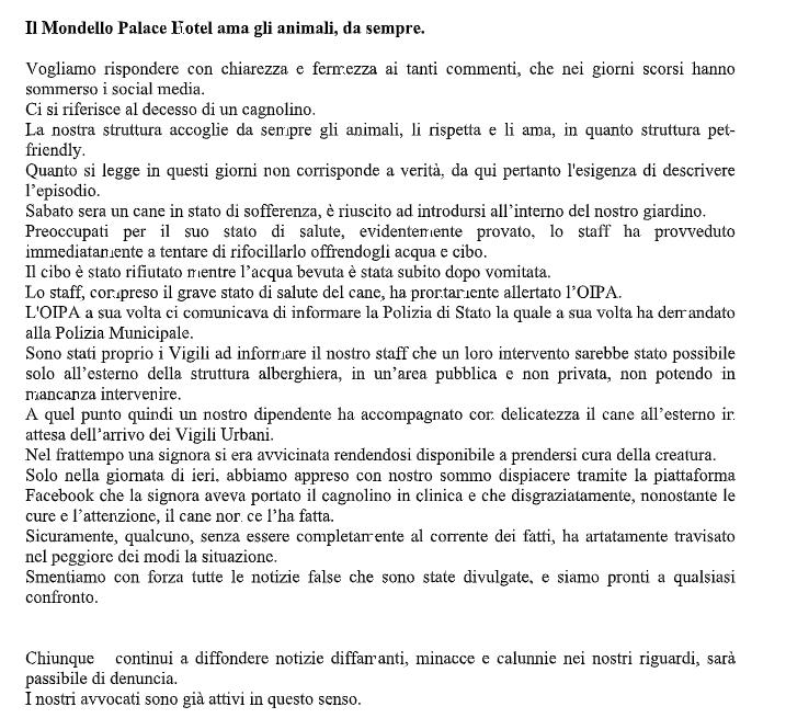 cane morto mondello hotel sicilia - 8