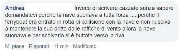 costa deliziosa incidente venezia 3