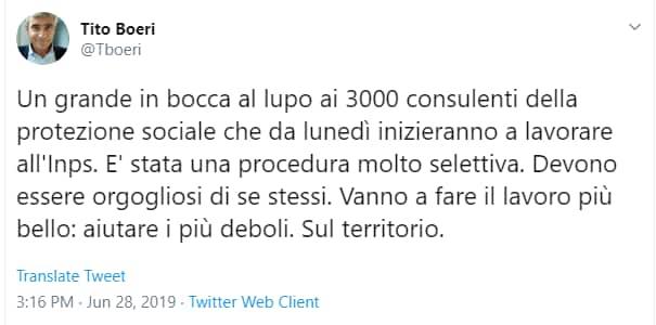 di maio inps 5000 assunzioni bluff - 5