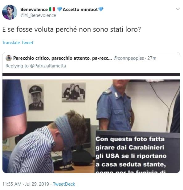 false flag complotto cerciello rega omicidio - 1