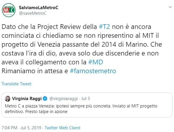 metro c piazza venezia raggi - 4