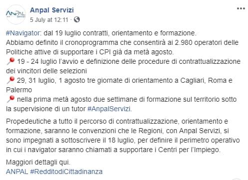 navigator idonei senza posto anpal di maio reddito cittadinanza - 4