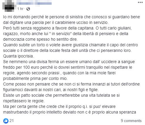 nonne campoli carabiniere ucciso - 8