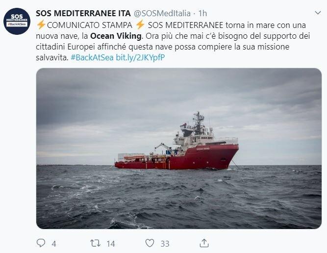 ocean viking ong medici senza frontiere 1