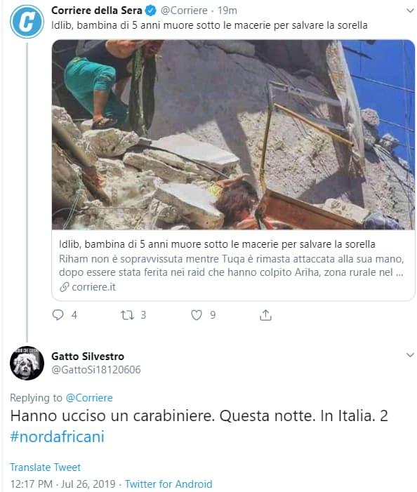 parlateci carabiniere ucciso - 9