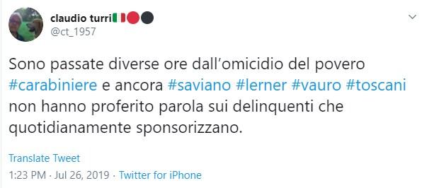 parlateci carabiniere ucciso - 11