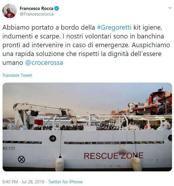 salvini decreto sicurezza gregoretti - 2