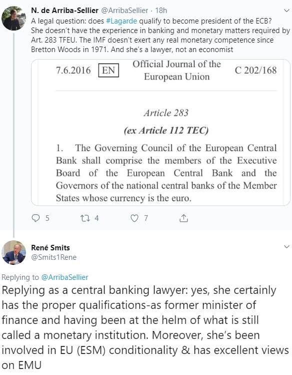 salvini lagarde bce banca centrale europea - 11