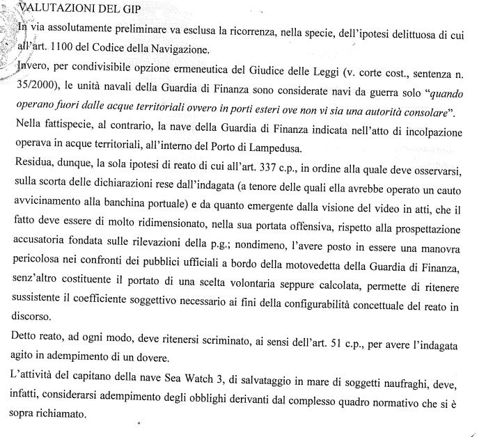 sindacato polizia pnfd alessandra vella gip carola - 2