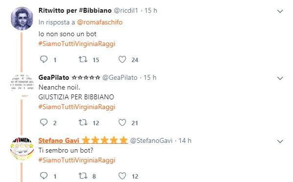 virginia raggi malaffare roma twitter - 10