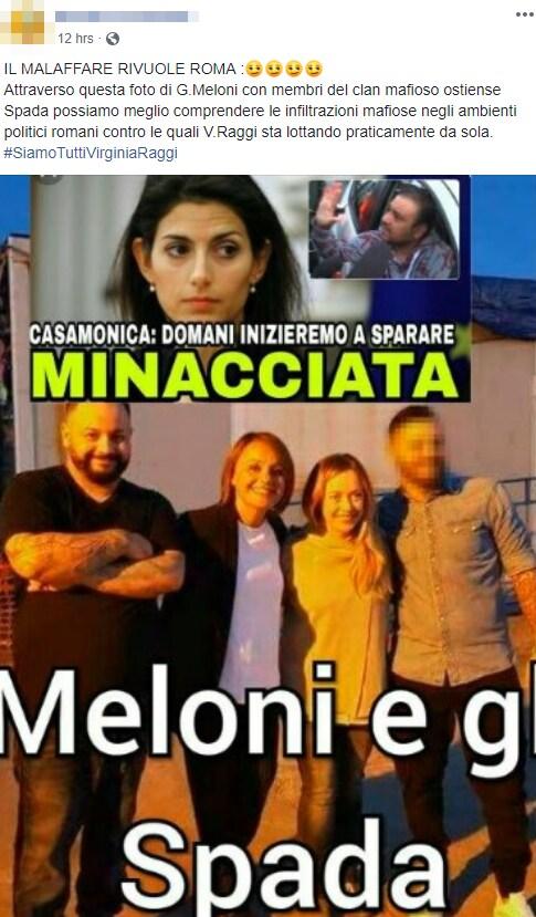 virginia raggi malaffare roma twitter - 2