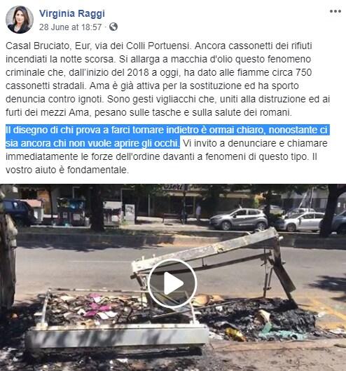 zingaretti raggi rifiuti roma - 2