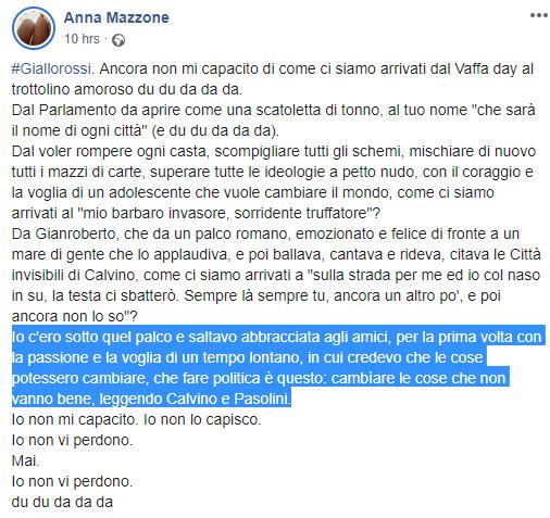 anna mazzone conte m5s pd - 3