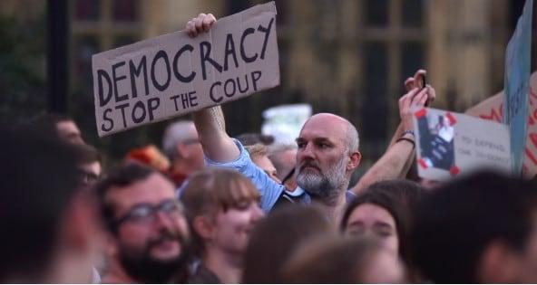 brexit sospensione parlamento