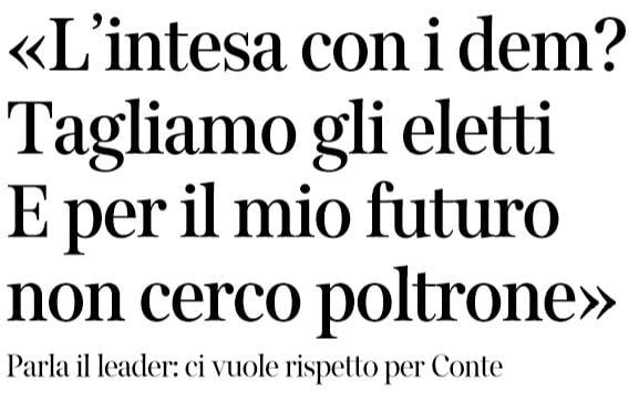 Zingaretti-Di Maio, trattativa aperta ma sul Conte bis non c'è accordo