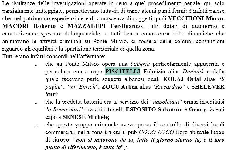 fabrizio piscitelli mafia capitale 3