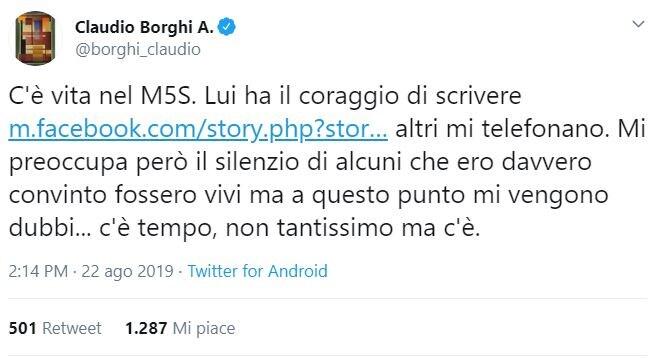 gianluigi paragone claudio borghi
