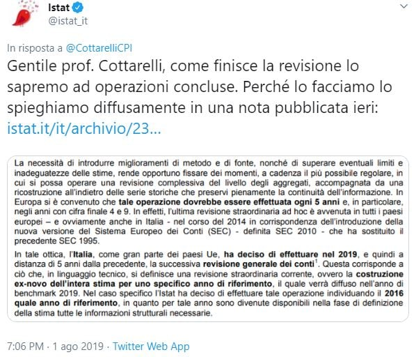 istat cambia pil governo 2