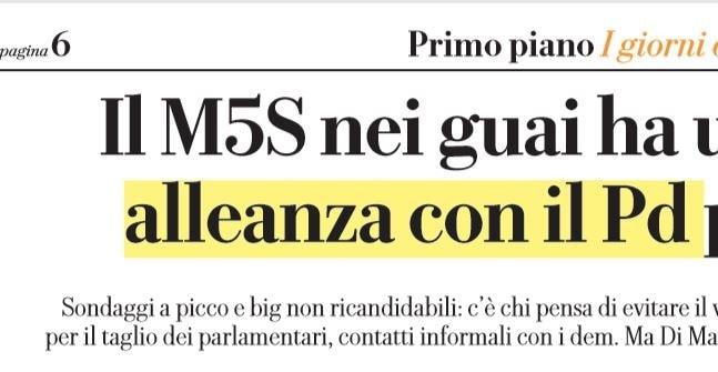Governo Salvini vuole fissare subito la data delle elezioni (non si fida)