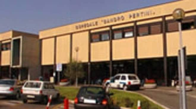 ospedale pertini roma