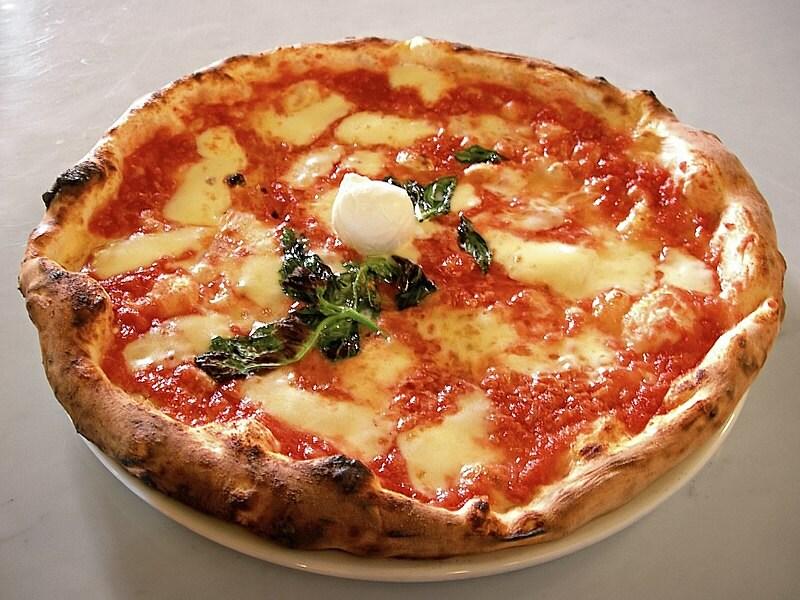 pizza cibi ecosostenibili