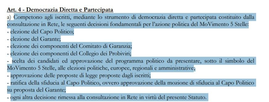 rousseau governo m5s-pd