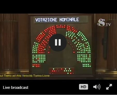 voto mozioni tav 1