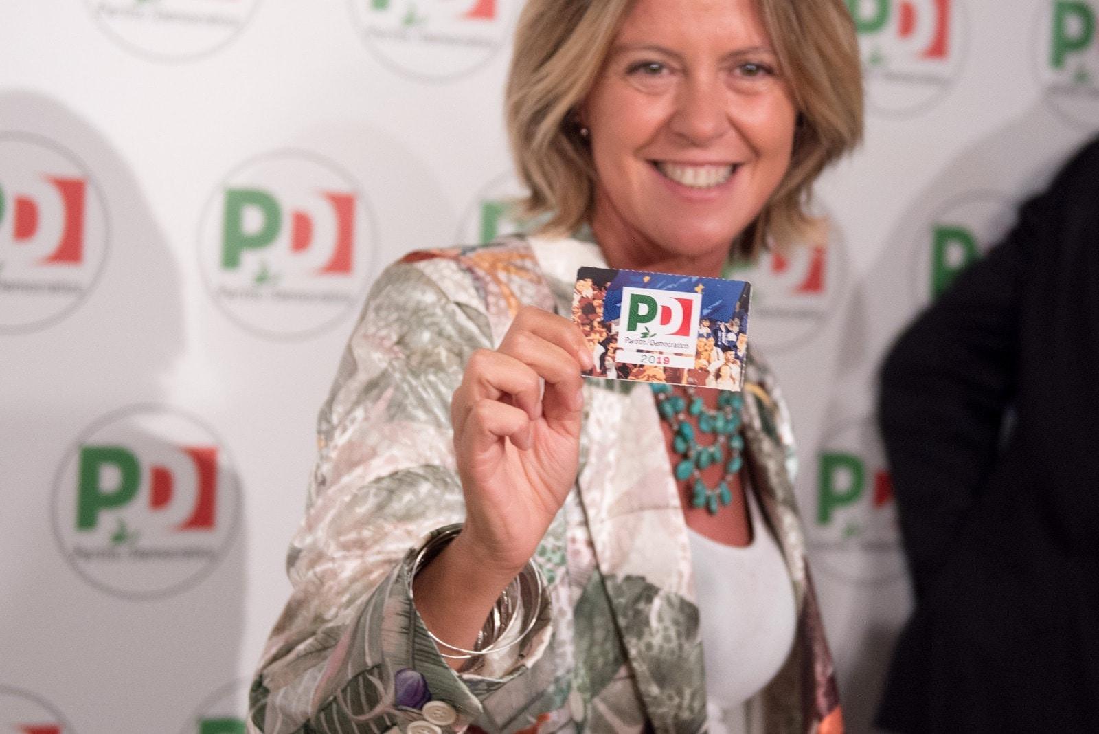 beatrice lorenzin partito democratico nicola zingaretti 1