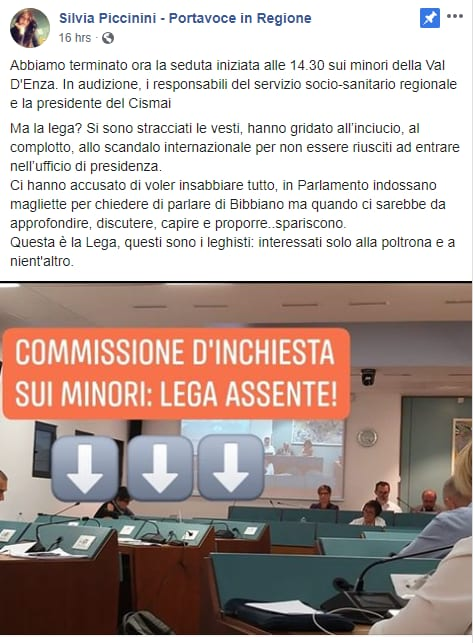 bibbiano commissione regionale borgonzoni - 8