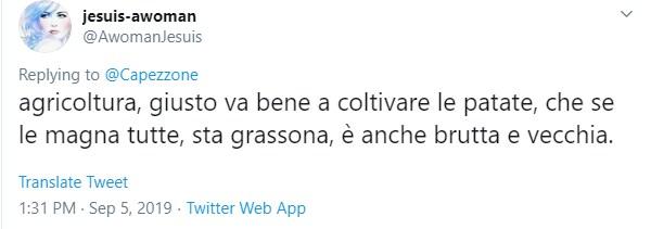 capezzone bellanova bodyshaming - 6
