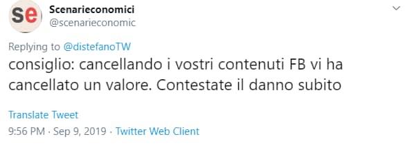 casapound ban facebook rosicata - 4