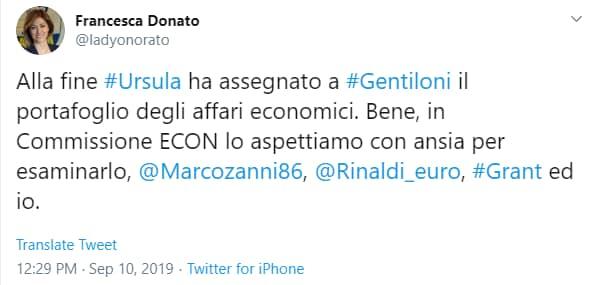 gentiloni commissario europeo - 6