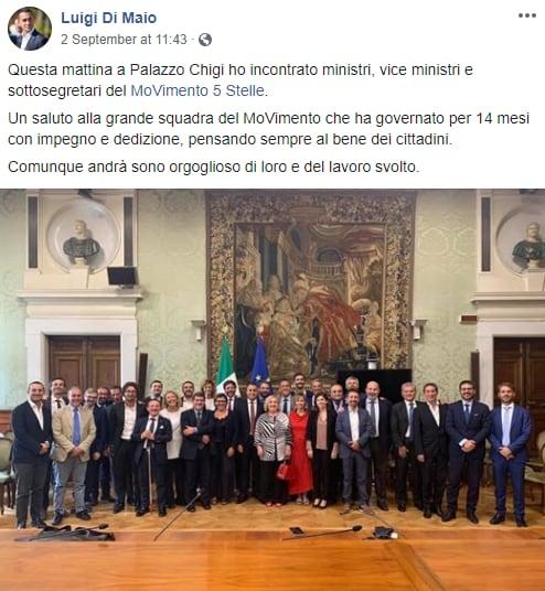 m5s ministri trombati - 1
