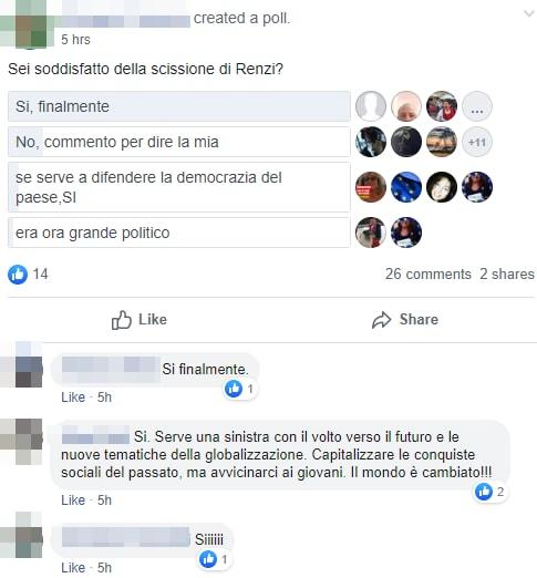 matteo renzi fan scissione - 7
