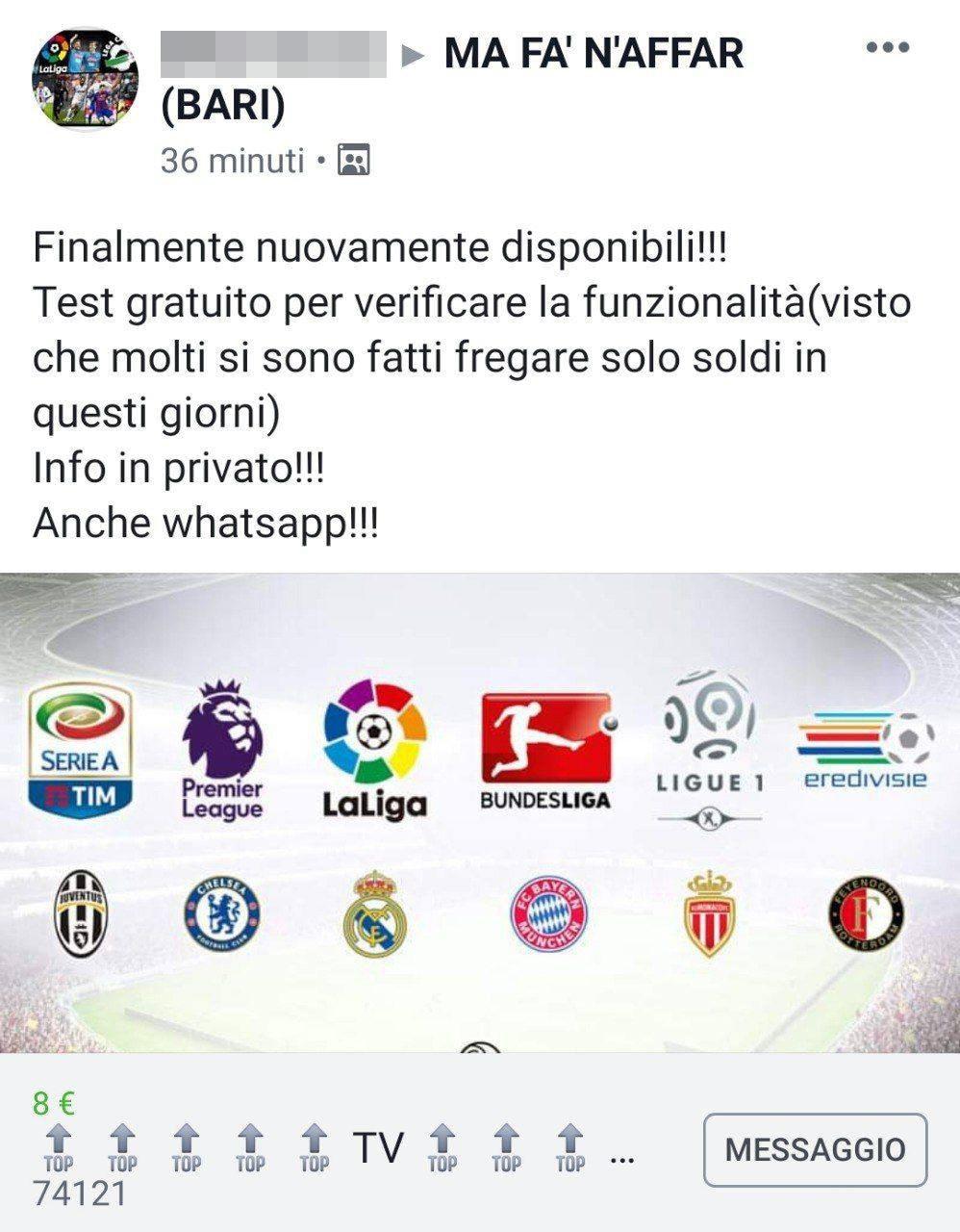 pezzotti iptv whatsapp -1