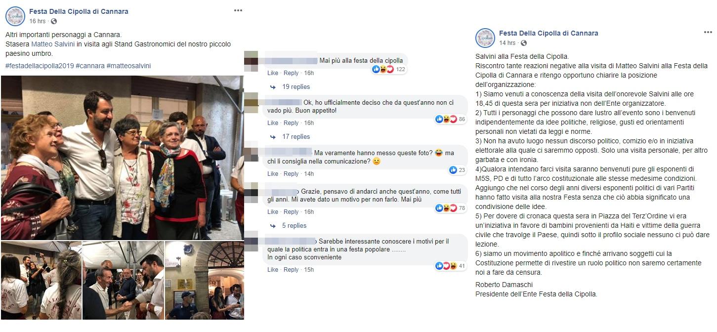 salvini festa cipolla cannara - 5