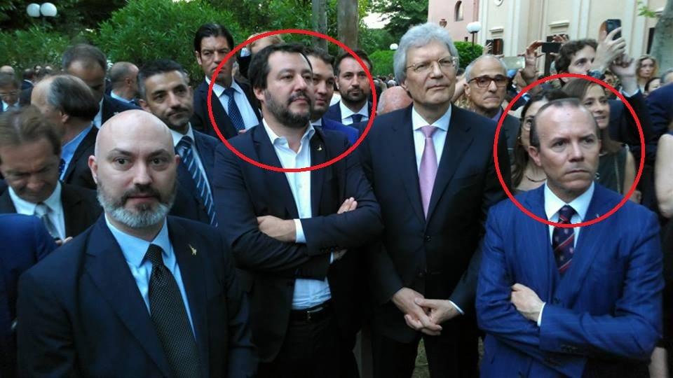 Fondi russi Lega, Fabio Fazio attacca Salvini dopo